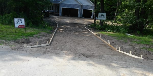 Concrete DrivewayRocky Mount North Carolina