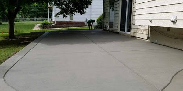 Patio Cement Contractor South Carolina