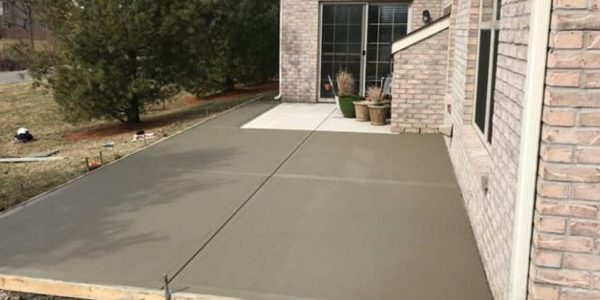 Patio Cement Contractor